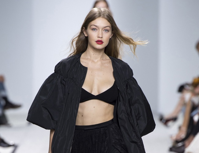 Gigi Hadid finds rumors and speculation entertaining