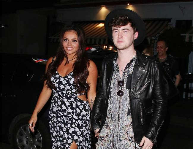 Jesy Nelson and Jake Roche too busy to wed