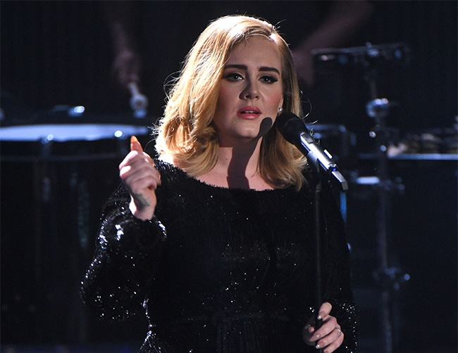 Adele's assistants must get weekly medical clearance