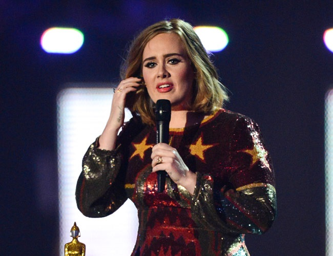 Adele will be spending Thanksgiving with Jennifer Lawrence