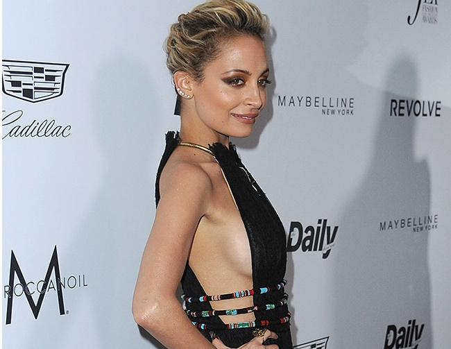 Nicole Richie embraces her troubled past
