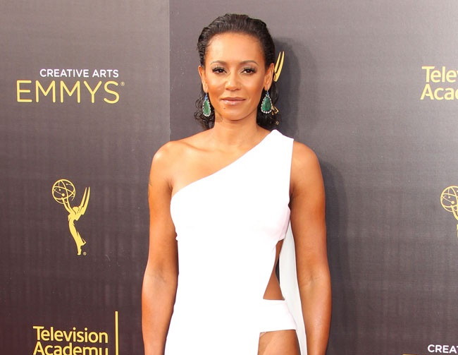 Mel B insists she never slept with Robbie Williams