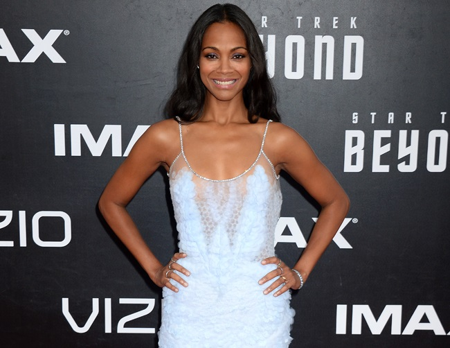 Zoe Saldana: I feel lonely as a woman on set