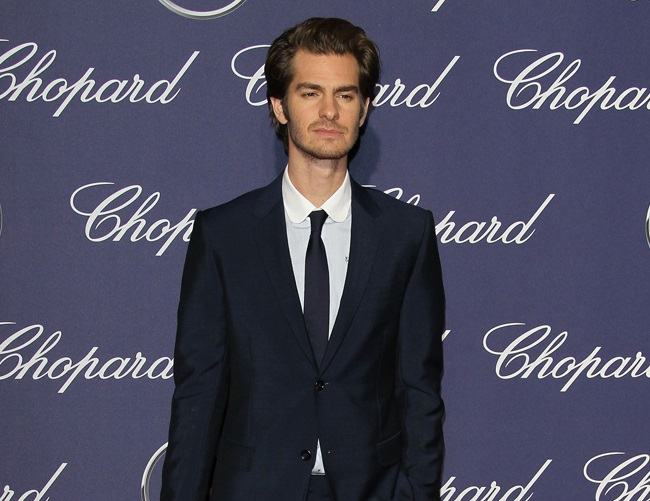 Andrew Garfield is thrilled for Emma Stone