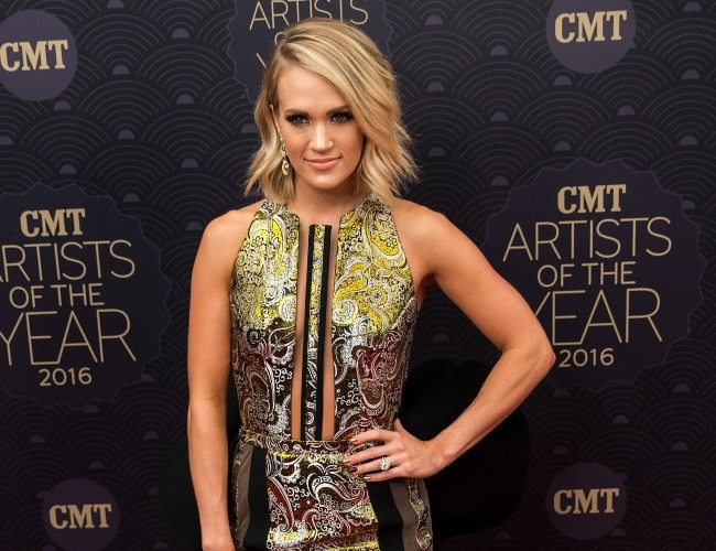 Carrie Underwood on marriage, exercise, and family life