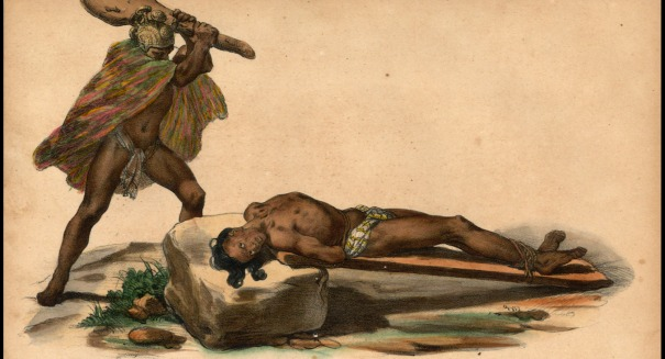 The shocking truth about human sacrifice