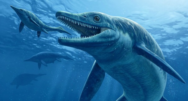 You'll never guess what killed off the Ichthyosaur, the massive underwater dinosaur