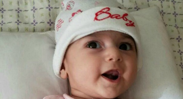 An Iranian baby kept out by Donald Trump's order just had a major development