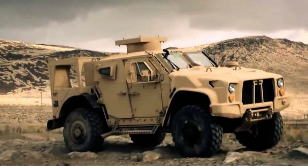 US Army is replacing entire Humvee fleet — but it's about to get ugly
