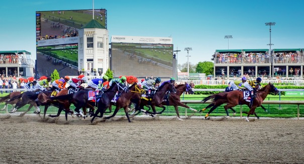 A computer just won $11,000 at the Kentucky Derby