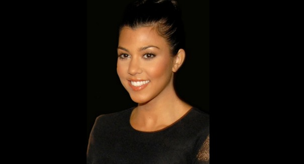 Kourtney Kardashian is in love … and you will be absolutely blown away by who it is (just kidding)