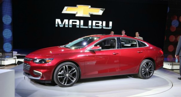 2016 Chevy Malibu unveiled … and it could totally shake up the hybrid market
