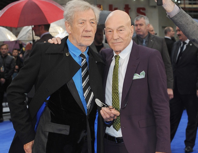 "Ian McKellen: ""I think gay men are more masculine than straight men"""