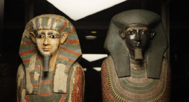DNA reveals the 'Two Brothers' mummies are half-brothers