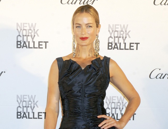 Carolyn Murphy splits from Lincoln Pilcher