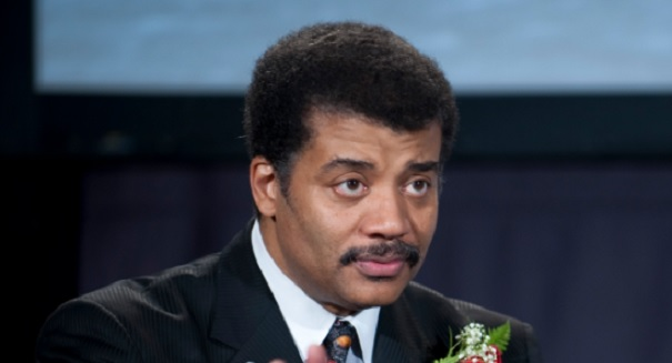 Flat Earth theory slammed with logic by Neil deGrasse Tyson, again