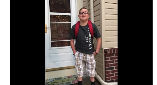 OH  teen who received heart transplant dies on first day of school