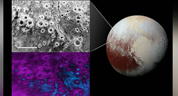 Something weird has just been spotted on Pluto