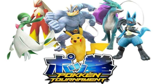 Get ready, America: 'Pokken Tournament' Wii U controller is coming after all