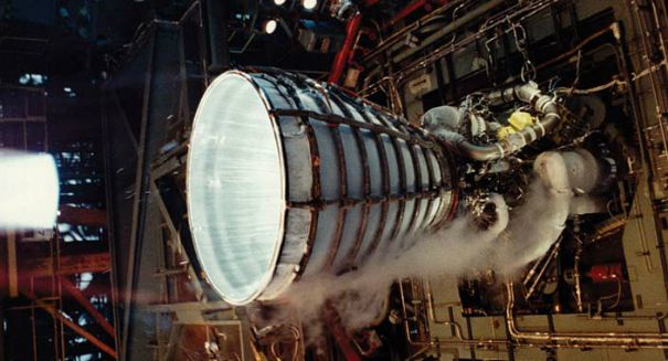 NASA just tested a 'Ferrari' rocket engine that could blast man to Mars