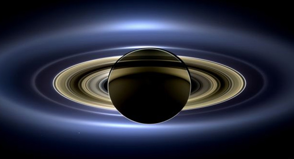 Stunning report on Saturn's rings and moons surprises scientists