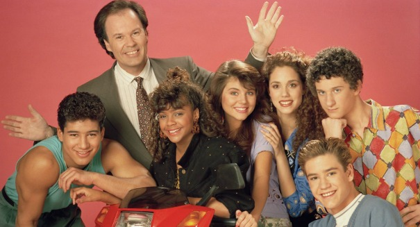 A 'Saved by the Bell' star just got married to a fugitive — and you'll never guess who