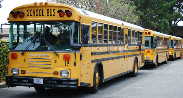 Special needs student discovered dead in an empty parked bus
