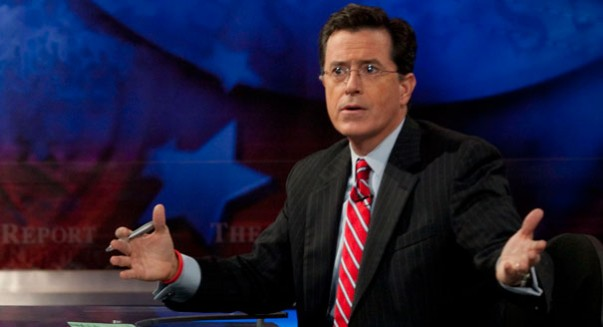 New 'Late Show' host Stephen Colbert has been through some devastating stuff