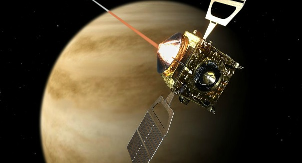 Scientists shocked by amazing discovery on Venus