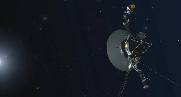 Voyager 1 spacecraft thrusters fired up for first time since 1980