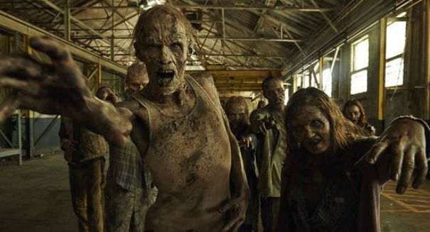 A 'Walking Dead' spinoff on an airplane? It's coming to AMC