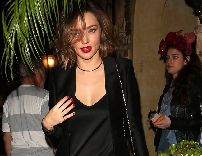 Miranda Kerr set to marry next year