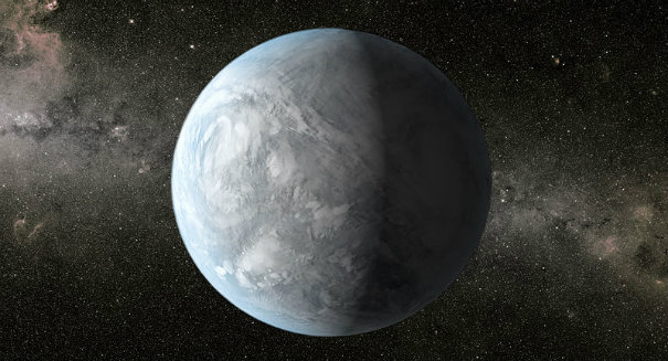This mysterious planet may someday be our home
