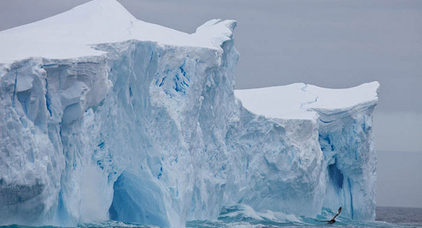 Scientists surprised: Antarctic Ocean is sucking in CO2 at a massive rate