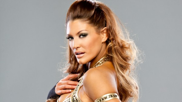 Exclusive: Former WWE star, and co-star of the new Jackie Chan film, 'Skiptrace,' Eve Torres, wants women to take over the world