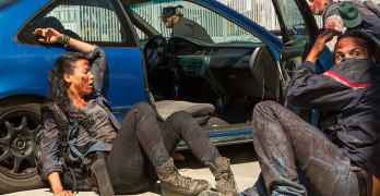 Now on DVD: 'Fear The Walking Dead's' Danay Garcia wants Meryl Streep to kill a zombie
