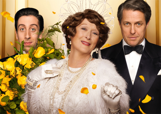 'Florence Foster Jenkins' returns to theaters December 2