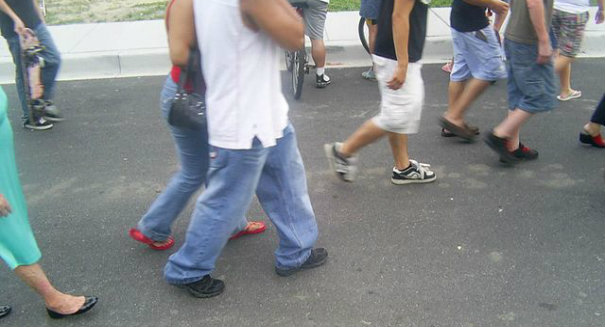 Walk it out: Surgeon General launches new walking health initiative