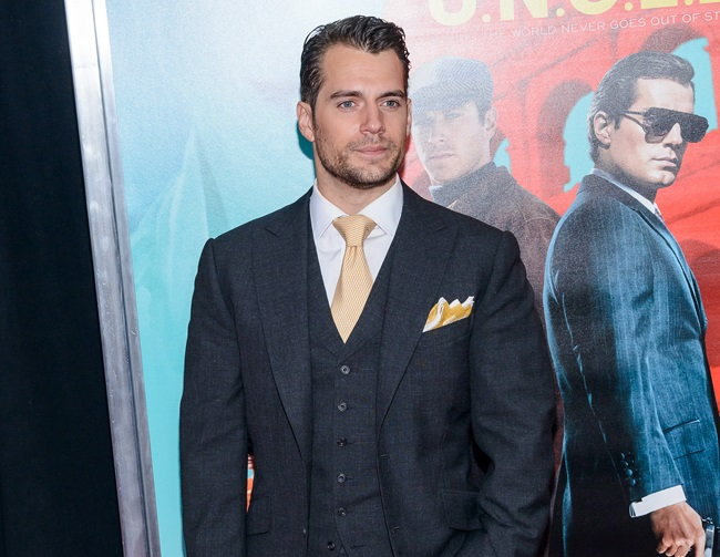 Henry Cavill had a backup plan in the event of a failed acting career
