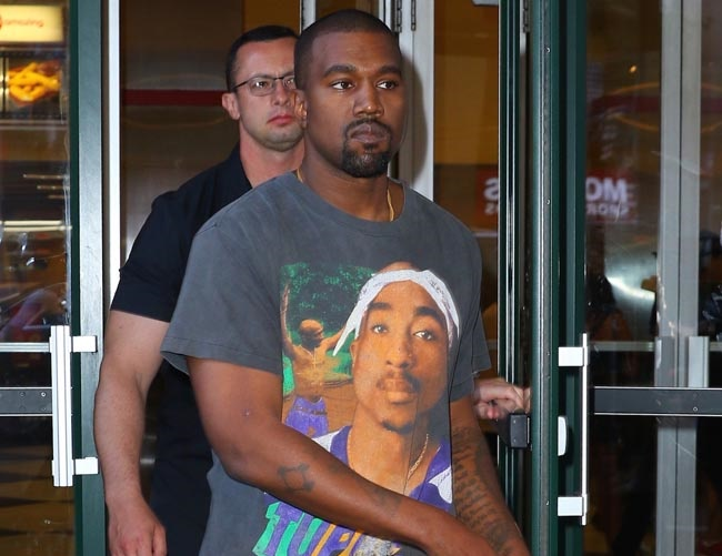 'VFILES' accuses Kanye West of ruining party
