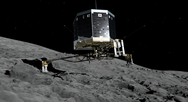 Can scientists save the Philae lander on a comet billions of miles away?