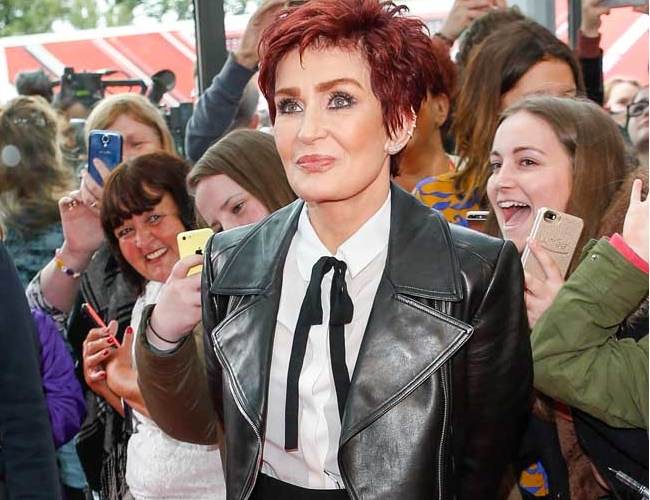 Sharon Osbourne no longer drinks alcohol