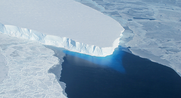 Scientists shocked by massive discovery in Antarctica