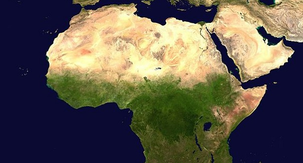 Something massive is happening in Africa