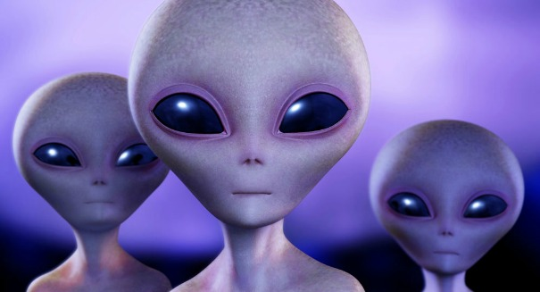 The shocking truth about aliens