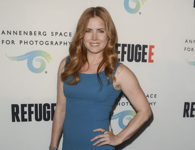 Amy Adams: I don't think of myself as a celebrity