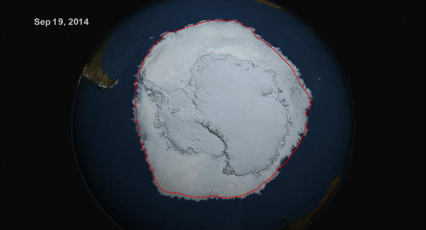 Why use Ice Breakers to get to the North Pole when all the ice is slush?