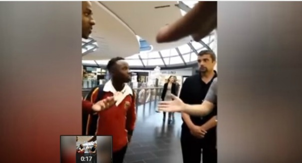 Watch shocking footage of Apple Store ejecting black teens [VIDEO]