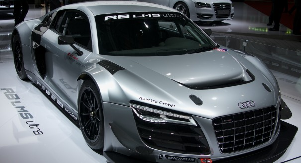 The insanely powerful Audi R8 could totally change the auto industry