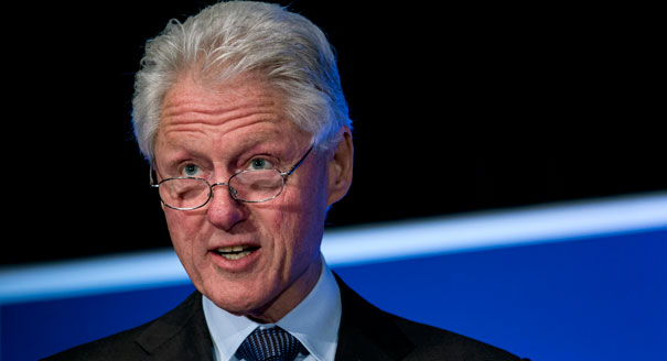 Bill Clinton does not think an apology is owed to Monica Lewinsky